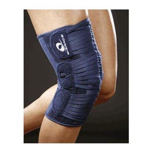 Mih International Patella Stabilizer Knee Brace in Blue Size: Small