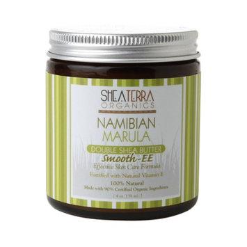 Shea Terra Organics Namibian Marula Double Shea Butter Smooth-EE, 4 oz