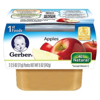 Gerber 1st Foods Applesauce - 5.0 oz. (8 Pack)