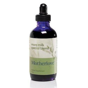Motherlove More Milk Special Blend Breastfeeding Supplement, 4oz Liquid Herbal Extract