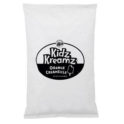 Big Train Orange Creamsicle Smoothie, Kidz Kreamz, 3.5 lb bulk