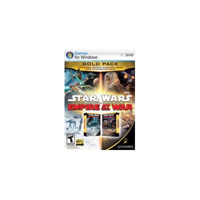 LucasArts Star Wars: Empire at War Gold Pack