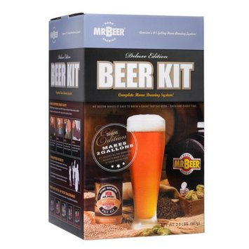 Mr. Beer Home Beer Kit