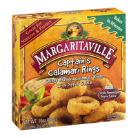 Margaritaville Captain's Calamari Rings