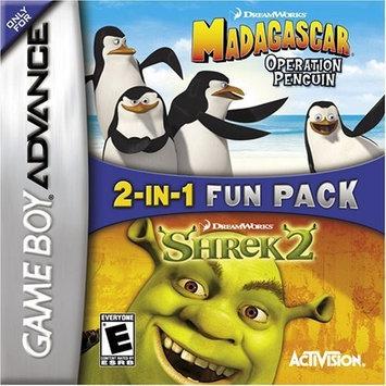 Nintendo Shrek 2 / Madagascar:Operation Penguin