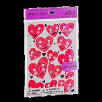 Hallmark Stickers Googly Eyes - 2 Sheets