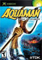 TDK Mediactive Aquaman: Battle For Atlantis