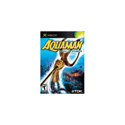 TDK Mediactive Aquaman: Battle For Atlantis