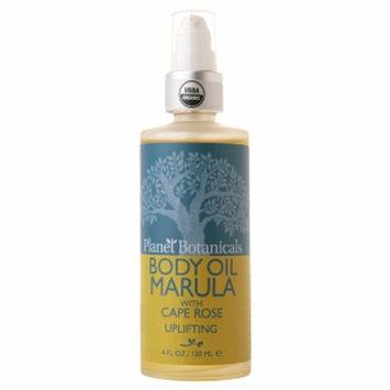 Planet Botanicals Marula Body Oil