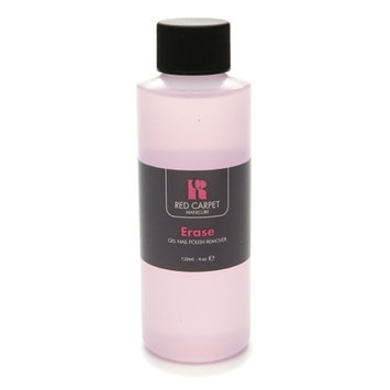 Red Carpet Manicure Erase Gel Nail Polish Remover
