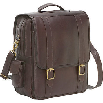 LeDonne Leather Le Donne Leather Convertible Backpack/Laptop Brief