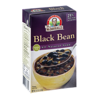 Dr. McDougall's Gluten Free All Natural Soup Black Bean