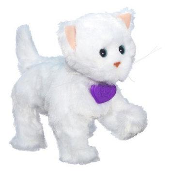 FurReal Furreal Friends Lulu's Walkin' Kitties Sugar Paws Pet - White