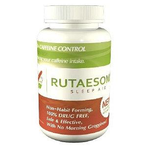 Rutaesomn Caffeine Controlling Sleep Aid