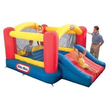 Little Tikes Jump 'n Slide Dry Bouncer
