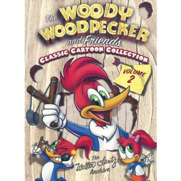 Universal Studios Woody Woodpecker & Friends Classic Cartoon Set, Vol 2