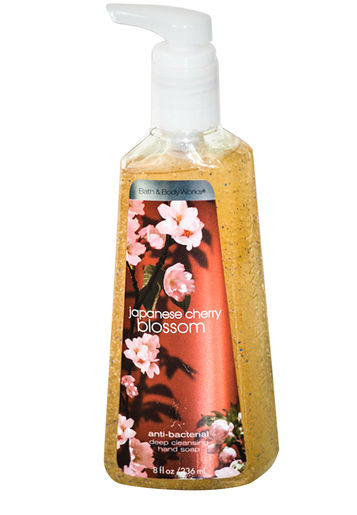 Bath & Body Works Japanese Cherry Blossom Anti Bacterial Moisturizing Hand Soap
