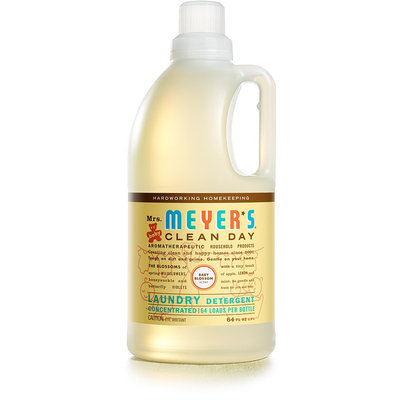 Mrs. Meyer's Clean Day Baby Blossom 64 Load Laundry Detergent