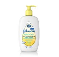 Johnson's® Head-to-Toe Extra Moisturizing Baby Cream