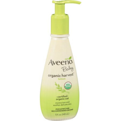 Aveeno® Baby Organic Harvest Lotion