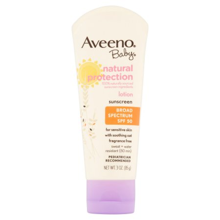 Averno®  Baby Natural Protection Sunscreen Lotion SPF 50
