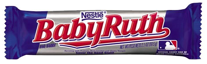 Nestlé Baby Ruth Bar