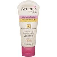 Aveeno® Baby Natural Protection SPF 30 Lotion