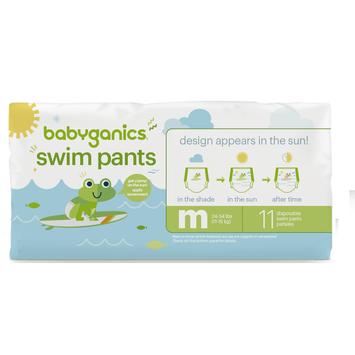 babyganics swim pants medium
