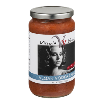 Victoria Vegan Vodka Sauce