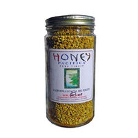 Natural Bee Pollen by Honey Pacifica - Fresh and Soft California Bee Pollen - 8oz Jar