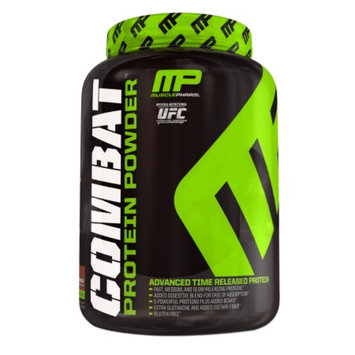 MusclePharm Combat Cinnamon Bun