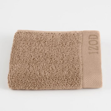 Izod Classic Egyptian Wash Cloth Color: Cornstalk