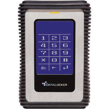 Data Locker DataLocker 3 - Hard drive - 2 TB - external ( portable ) - USB 3.0