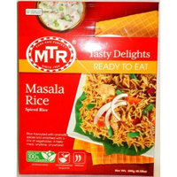 MTR Masala Rice, 12-Ounce (Pack of 10)