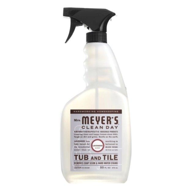 Mrs. Meyer's Clean Day Tub & Tile Cleaner, Lavender, 33 OZ