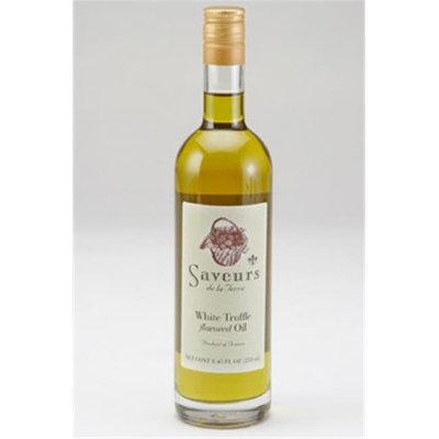Saveurs de la Terre 34014 6-8.45 fl oz. White Truffle Olive Oil
