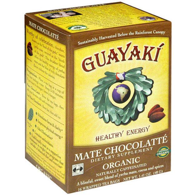 Guayaki Yerba Mate Organic Mate Tea Bags