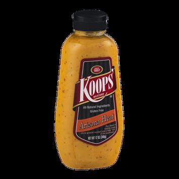 Koops' Mustard Arizona Heat
