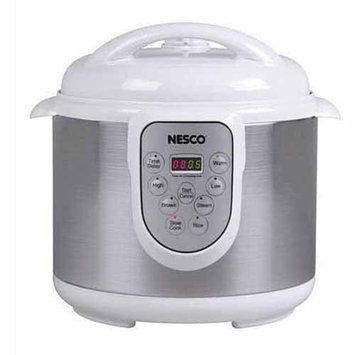 Nesco NESCO PC6-14 4-in-1 Digital Pressure Cooker (6-Liter) NESPC614