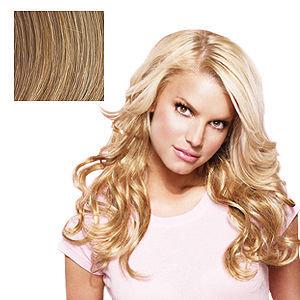 hairdo. Wavy Clip-In Extension