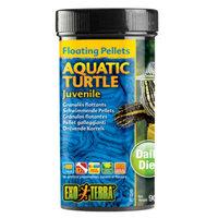 Exo-Terra Exo TerraA Juvenile Aquatic Turtle Daily Diet Floating Pellets