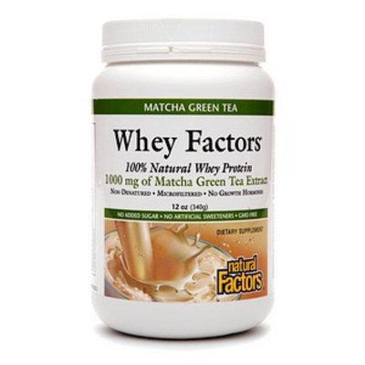 Natural Factors Whey Factors