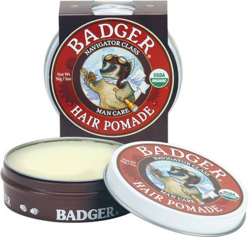 Badger Balm Hair Pomade - Navigator Class Man Care