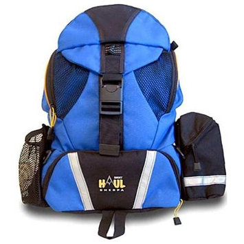 Baby Sherpa Short Haul Diaper Bag Backpack - Cobalt Blue