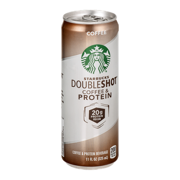 Starbucks Doubleshot Coffee & Protein Beverage Coffee