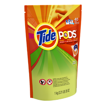 Tide PODS Laundry Detergent Mystic Forest Scent 40 Count