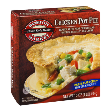 Boston Market Chicken Pot Pie