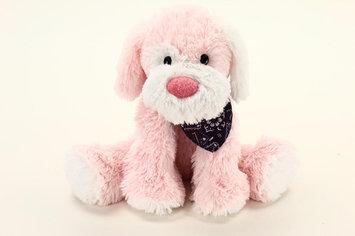 Animal Adventure Posh Pups Pink with White - ANIMAL ADVENTURE, INC.