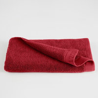 Izod Classic Egyptian Hand Towel Color: Pompei Red