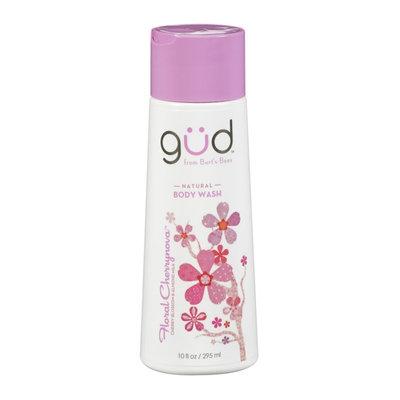gud Floral Cherrynova Cherry Blossom & Almond Milk Body Wash